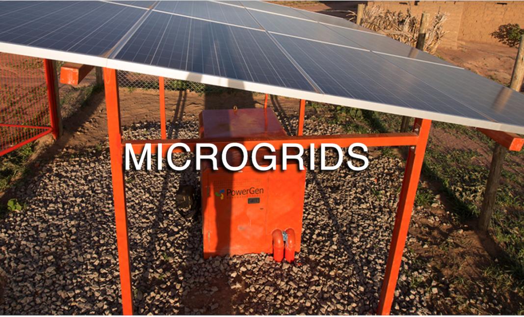Screenshot from the PowerGen Renewable Energy website.