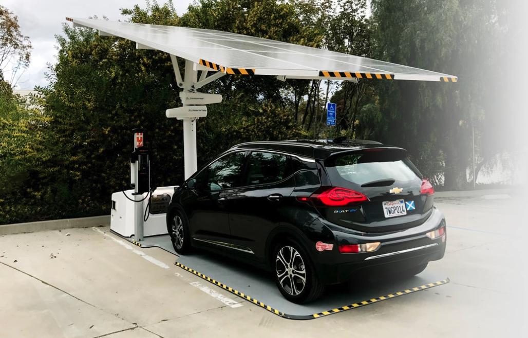 EV ARC by Envision Solar