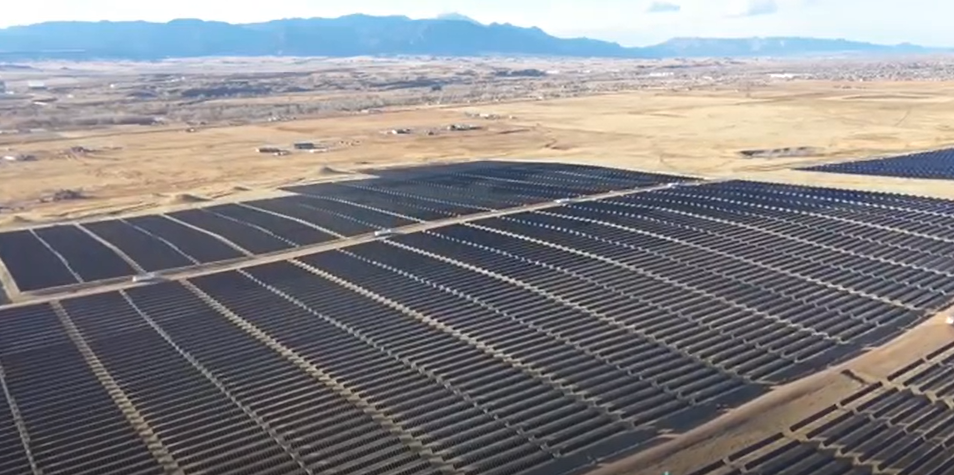 Palmer Solar Array Screenshot