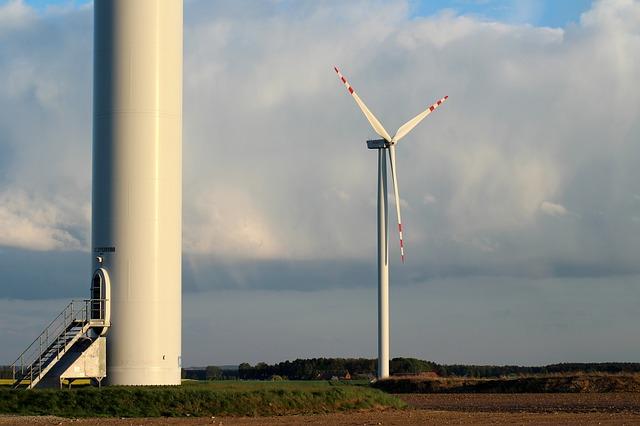 Wind Power Closeup