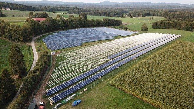 Solar Panels Utility Scale