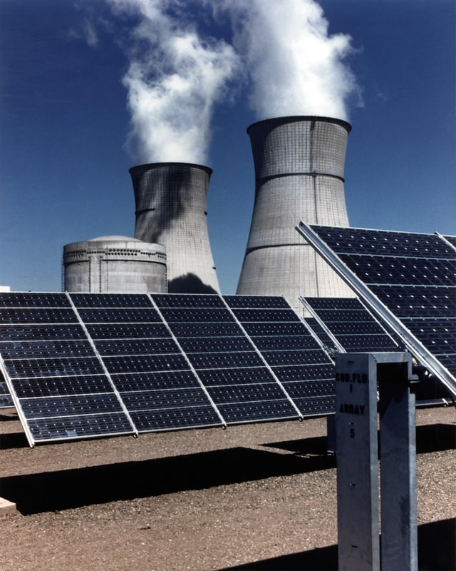 Solar PV and Plant