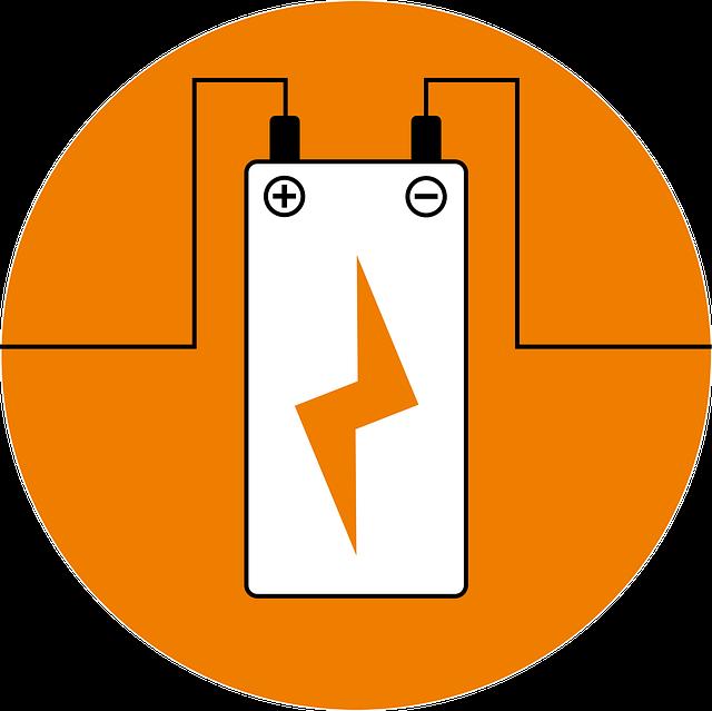 Battery Illustration