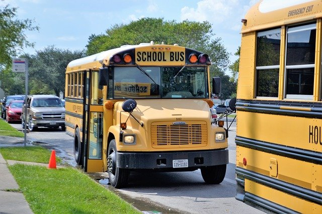 Start-up bets on new model for putting electric school buses on the road