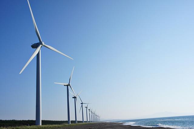 Offshore Wind on Coast