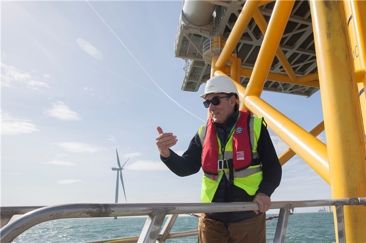 Iberdrola plans first industrial-scale floating offshore wind farm in Spain with an investment of more than €1 billion