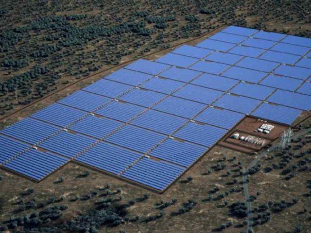 Khoumagueli solar