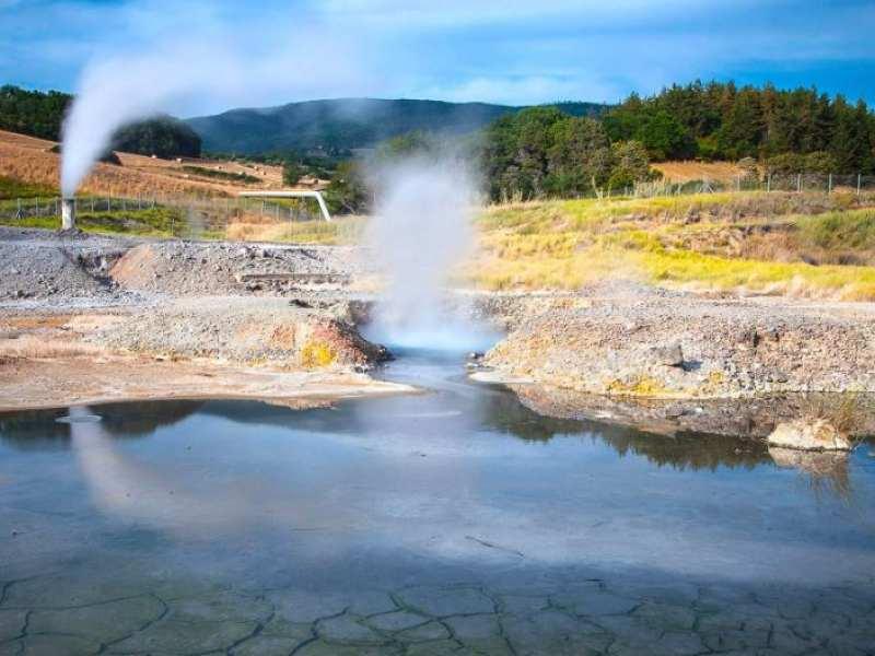 Enel geothermal