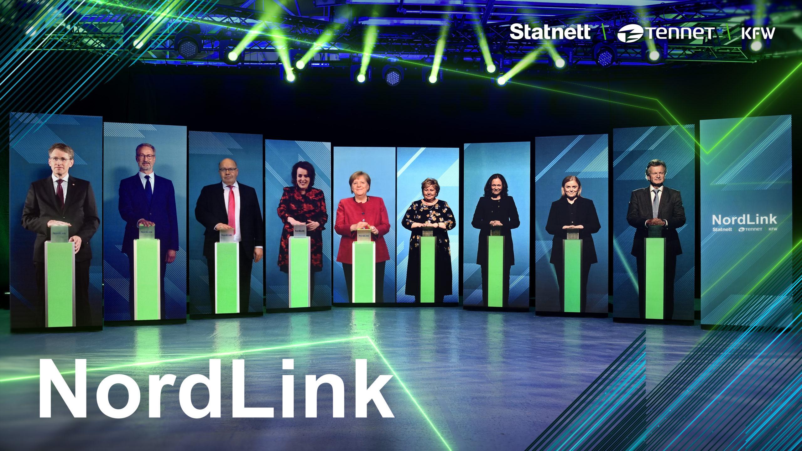 NordLink inauguration