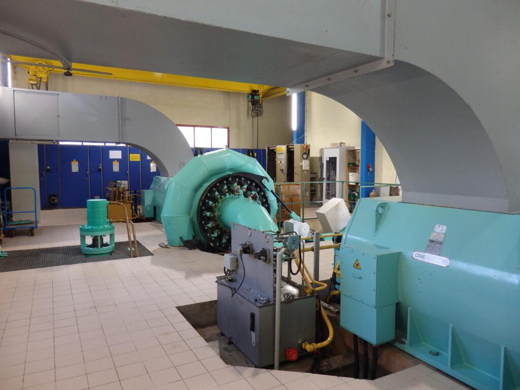 Oche hydropower