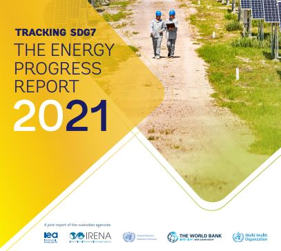 IEA SDG7 report